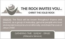 The Rock Business Card Design